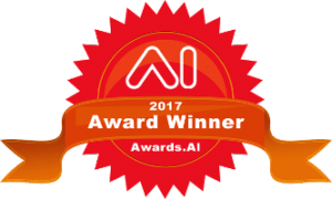 Global AI Awards 2017: Best use of AI in Education Winner Logo