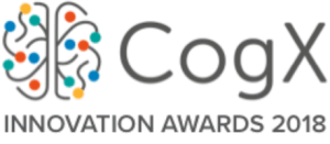 Cog X Innovation Award 2018