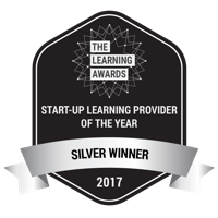 Learning Awards Silver Winner 2018