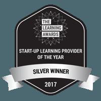 Learning Awards 2018 Silver Winner