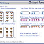Homework activities