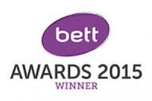 j2e BETT Award Winner 2015