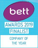 BETT award logo3
