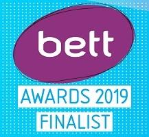 Bett Finalist 2019 Logo