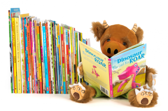 Tricky Troll and Books included in StoryTime Phonics