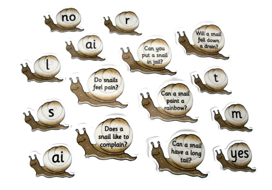 Downloadable content from StoryTime phonics platform