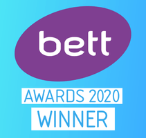 Bett Awards 2020 Winner logo