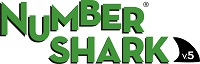 Numbershark 5 logo