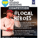 VIP Compeition judge in Essex - Lemzi