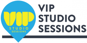 VIP Studio Sessions Logo