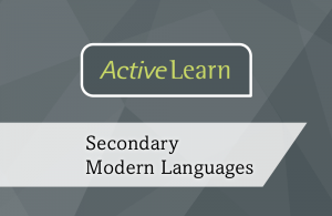 ActiveLearn Secondary Modern Languages