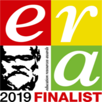 ERA Awards 2019 finalist badge