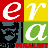 ERA Awards 2019 finalist badge