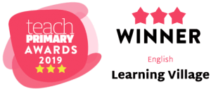 Teach Primary awards 2019 winner logo
