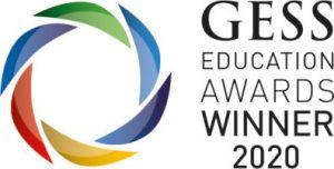 GESS award 2020 winner logo