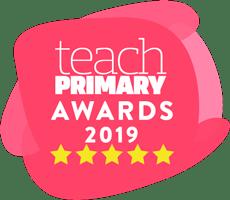 Badge Teach Primary Awards 5* Winner