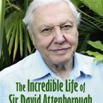 The Incredible Life of David Attenborough cover
