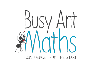 Busy Ant Maths logo