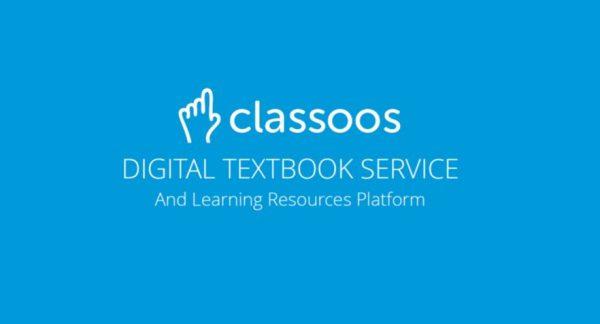 Classoos Logo and slogan