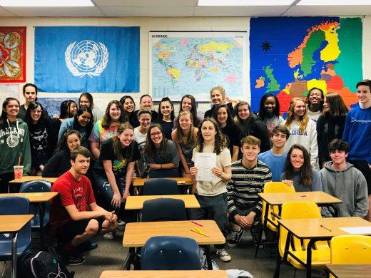Happy class image