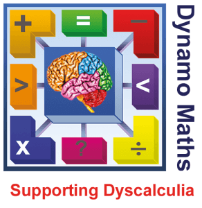 Dynamo Maths logo