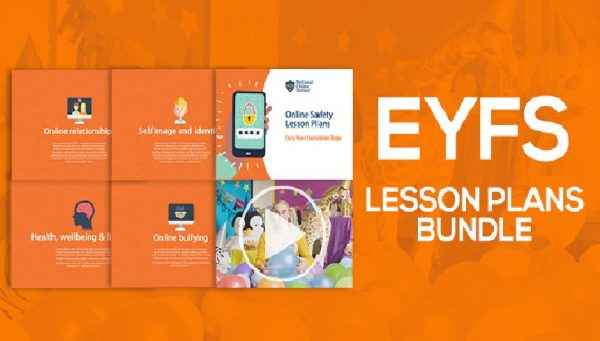 EYFS lesson plans bundle screenshot