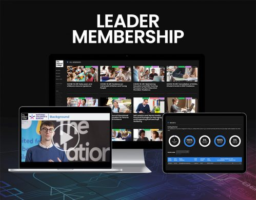Leader Membership screenshot
