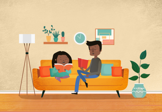 Love-to-read-illustration