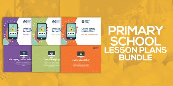 Primary School Lesson Plan Bundle image