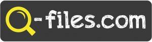 Q-files logo