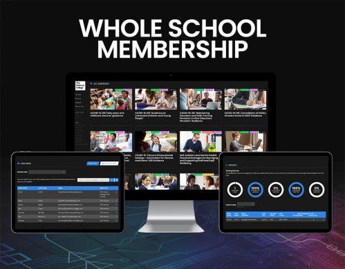 Whole School Membership image