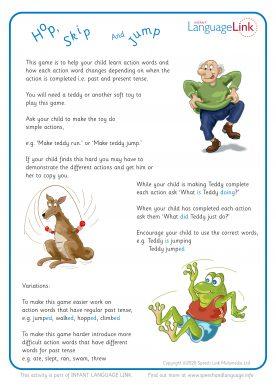 parents_verb_tenses_hop_skip_and_jump