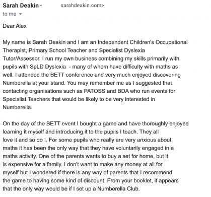 sarah deakin review