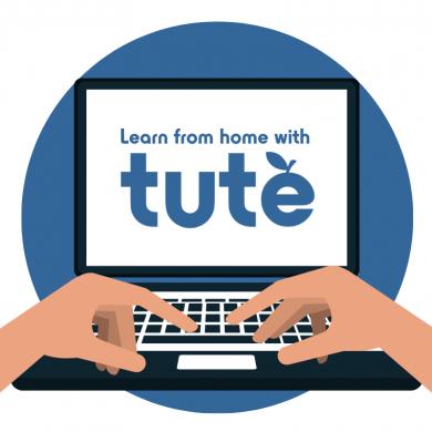 using tute is easy screenshot