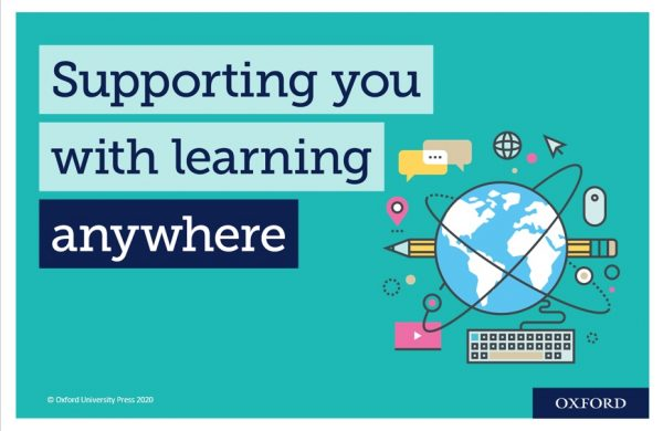 Oxford University Press are offering a range of free digital resources to support schools at this time.