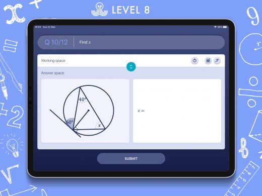 Arc Maths App retrieval practice