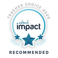 EdTech Impact Teacher's Choice 2020