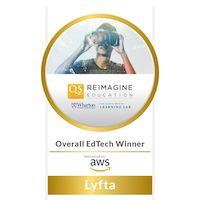Reimagine Overall EdTech Winner 2020