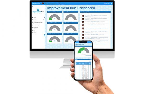 Improvement Hub app and website