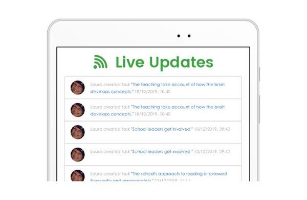 Improvement Hub - live updates