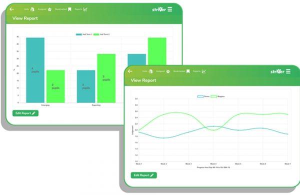 Striver assessment data